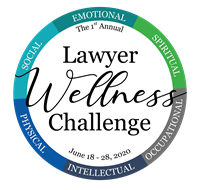 Virginia's Lawyer Wellness Challenge – June 18-28