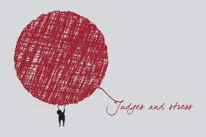 Judicial Immunity Doesn't Extend Matters of Stress and Well-Being