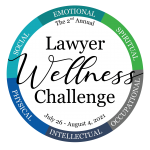 The 2021 Lawyers' Wellness Challenge Is Back This Year!